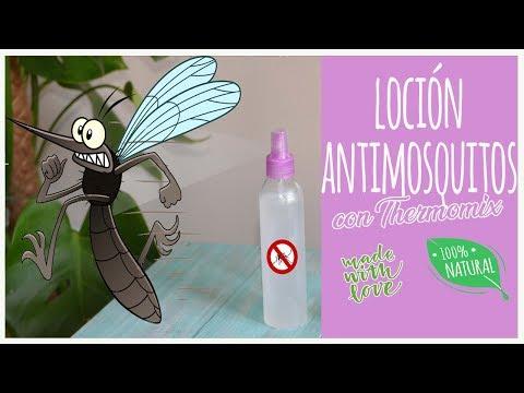 Loción antimosquitos
