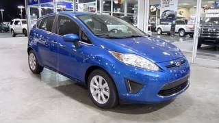 2011 Ford Fiesta hatchback reviewed inside out