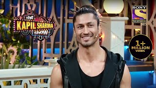 The Kapil Sharma Show Season 2 - Vidyut Jammwal's Fitness Test - द कपिल शर्मा शो सीज़न 2 - SETINDIA