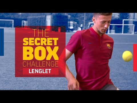 لينغلي وتحدي الصندوق السري