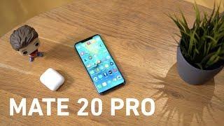 Vidéo-Test : TEST HUAWEI MATE 20 PRO : LE MEILLEUR SMARTPHONE 2019