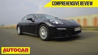 Updated 2013 Porsche Panamera   Comprehensive Review
