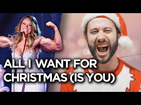 connectYoutube - All I Want for Christmas is You - METAL COVER (Mariah Carey) by Jonathan Young)