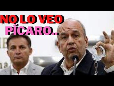 ES LOCO, ES TORPE, PERO NO LO VEO PÍCARO, DICE CARLOS VALVERDE..