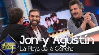 Jon Plazaola recuerda un incidente de su infancia en la Playa de la Concha - El Hormiguero 3.0