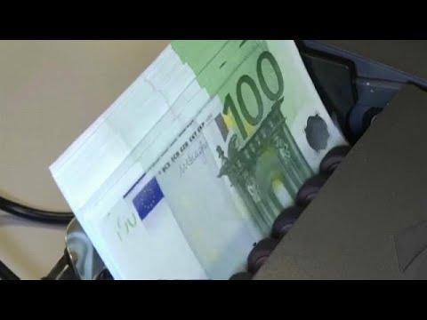 2018 : 1,6 % de d'inflation en zone euro