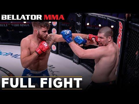 Full Fight | Steve Mowry vs. Shawn Teed | Bellator 249