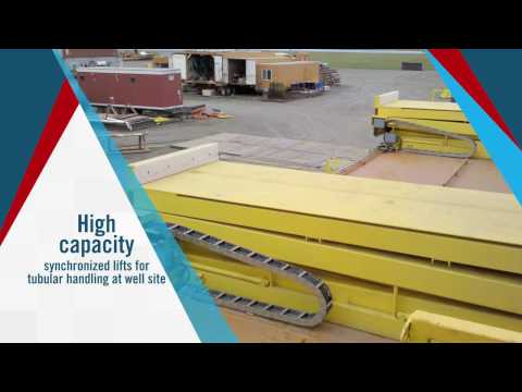 Autoquip Provides Lifting Equipment to the Oil & Gas Industry