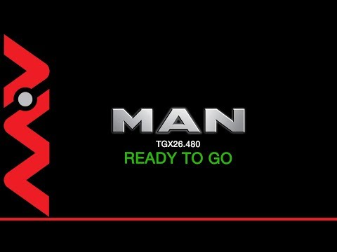 2016 MAN TGX 26 480 Ready To Go