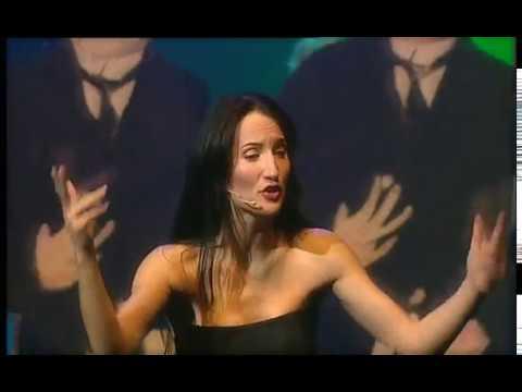 """connectYoutube - Justyna Steczkowska - Śpiewaj """"Yidl mitn fidl"""""""