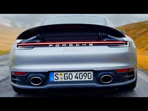 2020 PORSCHE 911 ? TYPE 992 ? Features, Design, First Drive