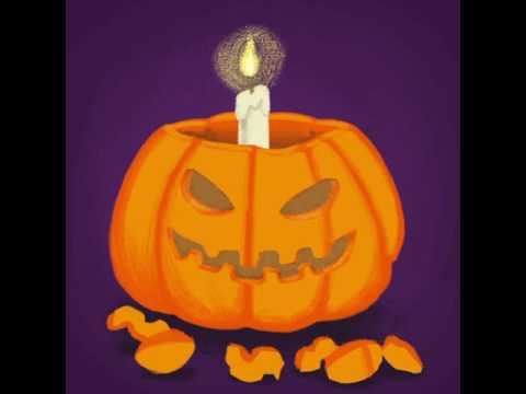Jack Mo Lantern - Halloween Animation