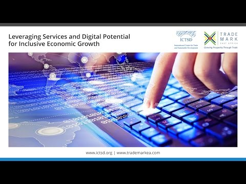 Leveraging Services and Digital Potential for Inclusive Economic Growth Session 2b