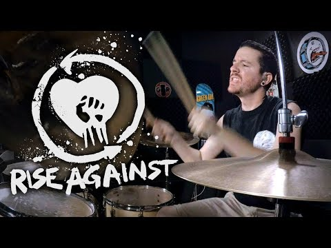 connectYoutube - Rise Against - Injection (Drum Cover) - Kye Smith