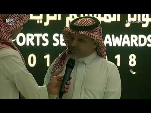 تصريح رئيس رابطة دوري المحترفين مسلي آل معمر بعد حفل #جوائز_الموسم_الرياضي #برنامج_الخيمة