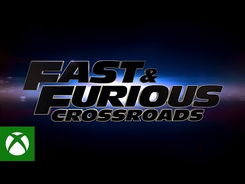 FAST & FURIOUS CROSSROADS | Gameplay Showcase Trailer