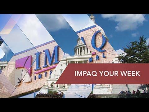 IMPAQ Your Week - September 19, 2016