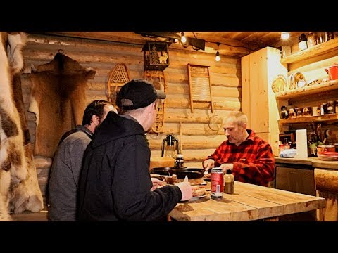 1 MILLION SUBSCRIBERS Celebration with Joe Robinet and the guys at the Cabin