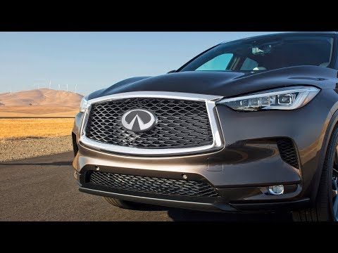 Infiniti QX50 (2019) Ready to Fight Lexus NX