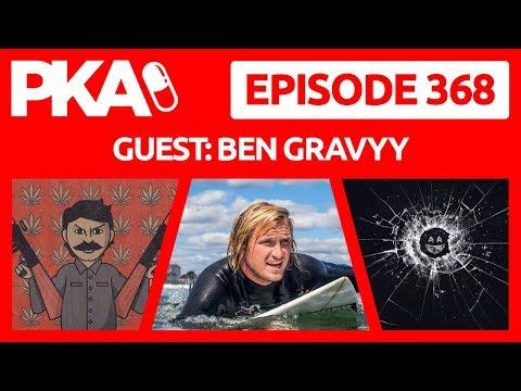 PKA 368 w/ Ben Gravyy ONLYUSEmeBLADE Cucks Fan, Black Mirror