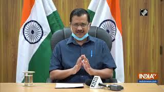 COVID: Delhi CM Kejriwal urges eligible people to donate plasma - INDIATV