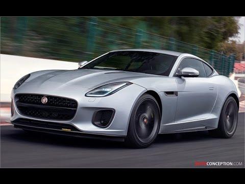 Car Design: 2018 Jaguar F-Type 400 SPORT