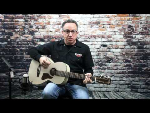 Art & Lutherie Roadhouse Demo