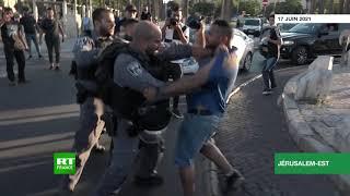 Jérusalem-Est : affrontements entre la police israélienne et des Palestiniens