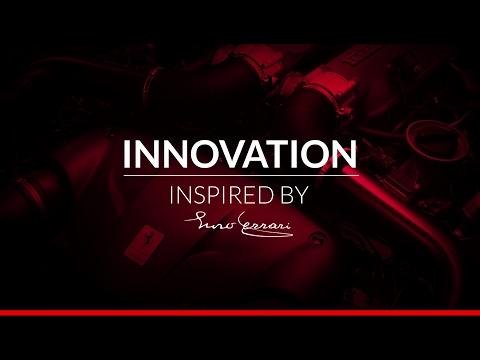 Innovation – Inspired by Enzo Ferrari