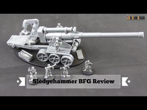 Sledgehammer BFG Review