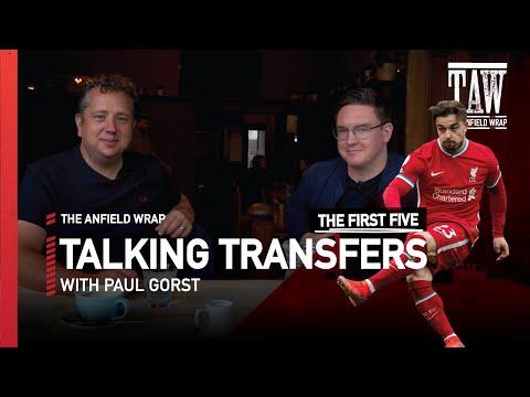 "Shaqiri Off, Any Further Business""   Talking Transfers First Five"