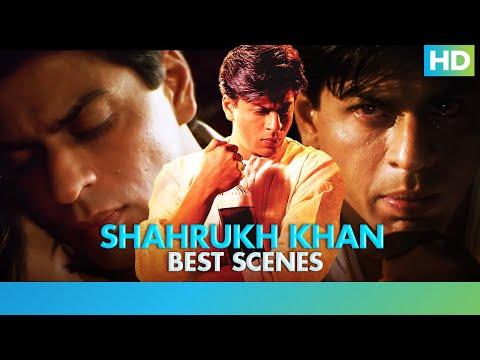 Best of Shahrukh Khan  - Top Scenes - Devdas