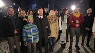 Colindam biruitori - Alin si Florina Jivan & Andrei si Camelia Ciurdas