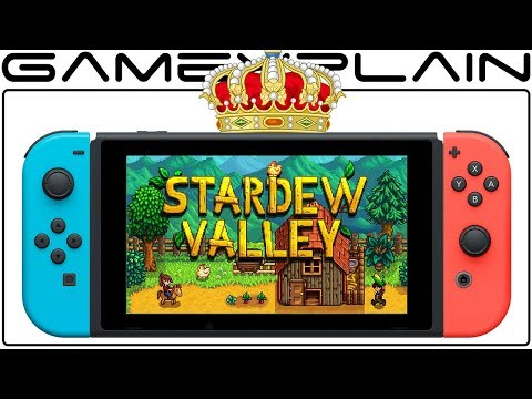 connectYoutube - Stardew Valley Tops List of 2017's Most Downloaded eShop-Only Games on Nintendo Switch