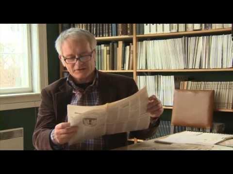 Intervju med Arkitekturmuseets direktør (1993–2003) Ulf Grønvold. Kortversjon