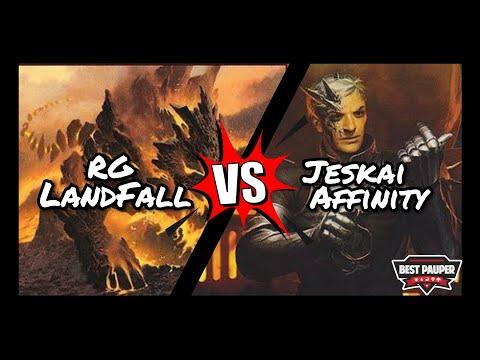 RG Landfall x Jeskai Affinity