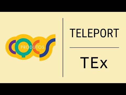 Imagem post: Teleport – TEx