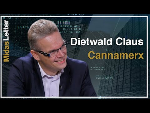 Cannamerx company update with CEO, Dietwald Claus