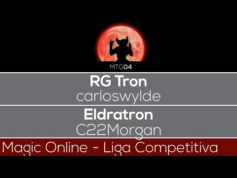 [GAMEPLAY - MOL] RG Tron vs Eldratron (Liga RG Tron - Jogo 4)