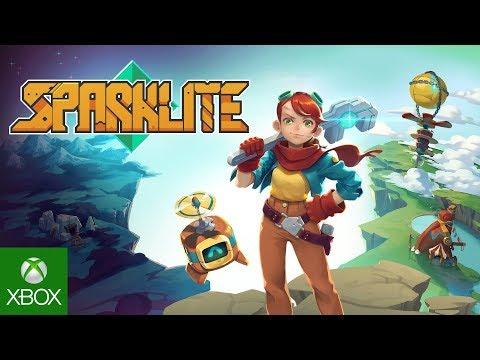 Sparklite Reveal Trailer