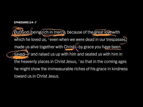 Ephesians 2:4–7 // Part 1 // Does God Save Us from God?