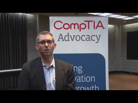 Jason Boxt Provides CompTIA Meeting insights into 2016 Elections