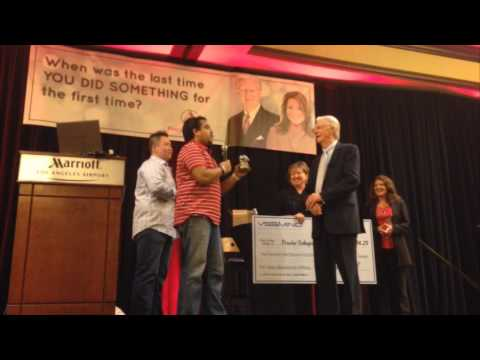 Anik Presents Bob Proctor Check
