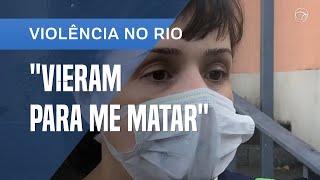 MÉDICA RELATA AGRESSÕES POR FREQUENTADORES DE FESTA CLANDESTINA NO RIO