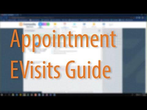 MyChart E-Visits Guide - Community Health Network