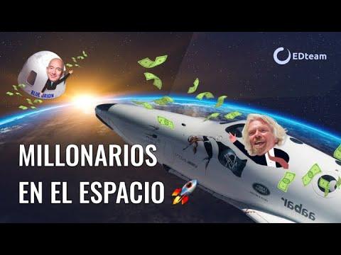 ¿Por qué los millonarios quieren conquistar el espacio?