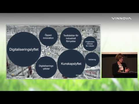 Digitalisera nu: Regeringen växlar upp, Eva Lindström