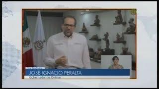 La problemática del COVID-19 en Colima está concentrada en Manzanillo: gobernador