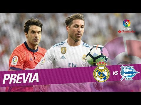 Previa Real Madrid vs Deportivo Alavés