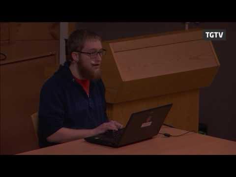TG17: Lecture - Roy Olav Purser - Introduksjon til Go